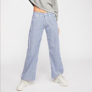 🆕 FP Jeans - Blue Stripes